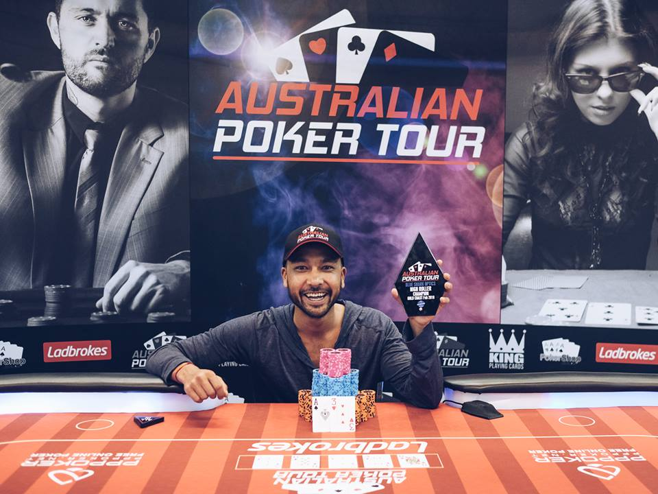 Australian Poker Tournaments